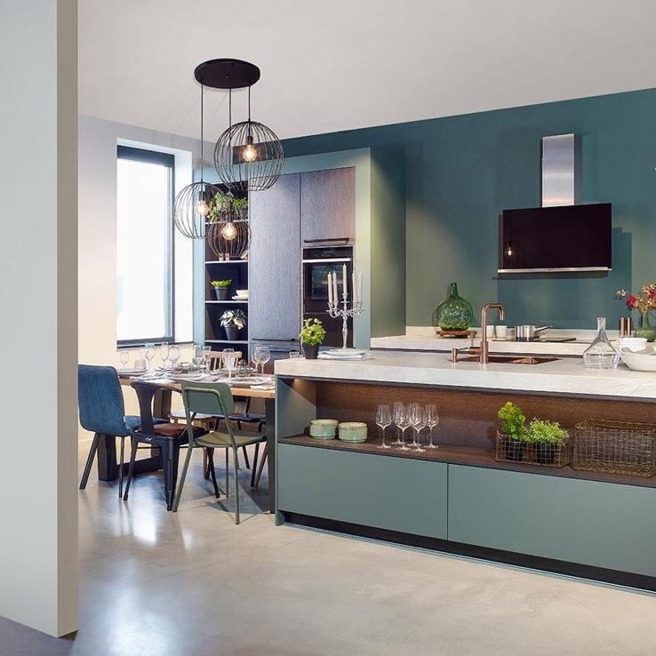 Keuken Kleuren Ieder Kleur Mogelijk Bekijk Voorbeelden Ardi
