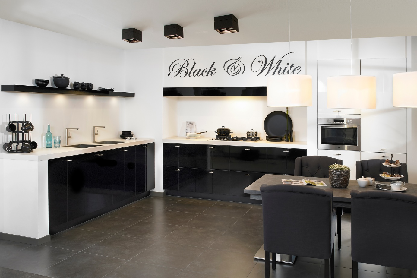 Onze luxe keukens zijn puur perfect en passend ardi
