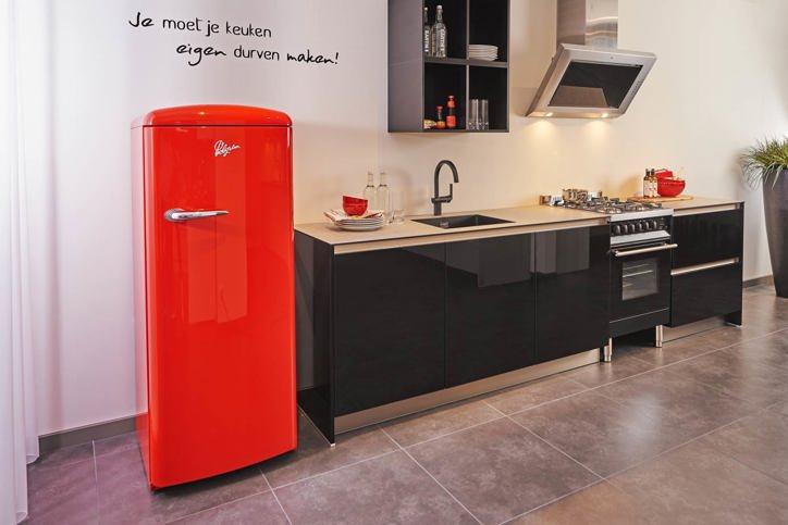 Keuken kleuren ieder kleur mogelijk bekijk voorbeelden ardi - Keuken kleur ...