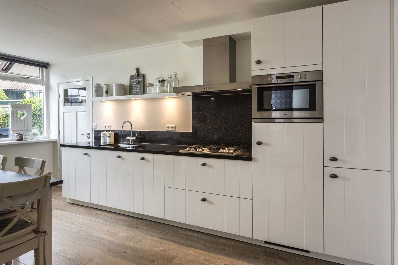 Ergonomie Keuken Werkblad : Witte keukens: laat u informeren en inspireren, m?t vele voorbeelden