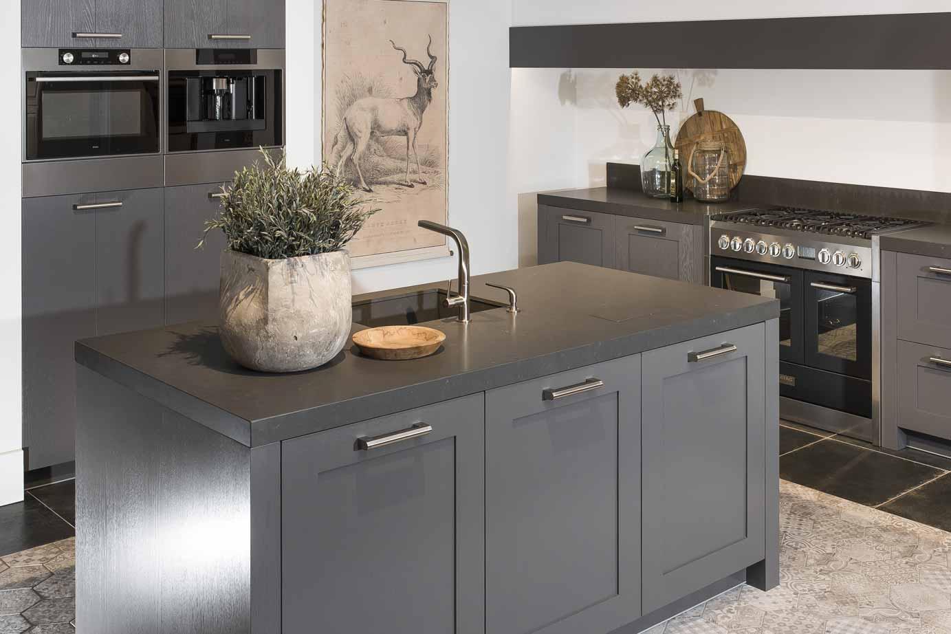Moderne Blauw Keuken : Nieuwe keuken maar toch betaalbaar kies een select keuken