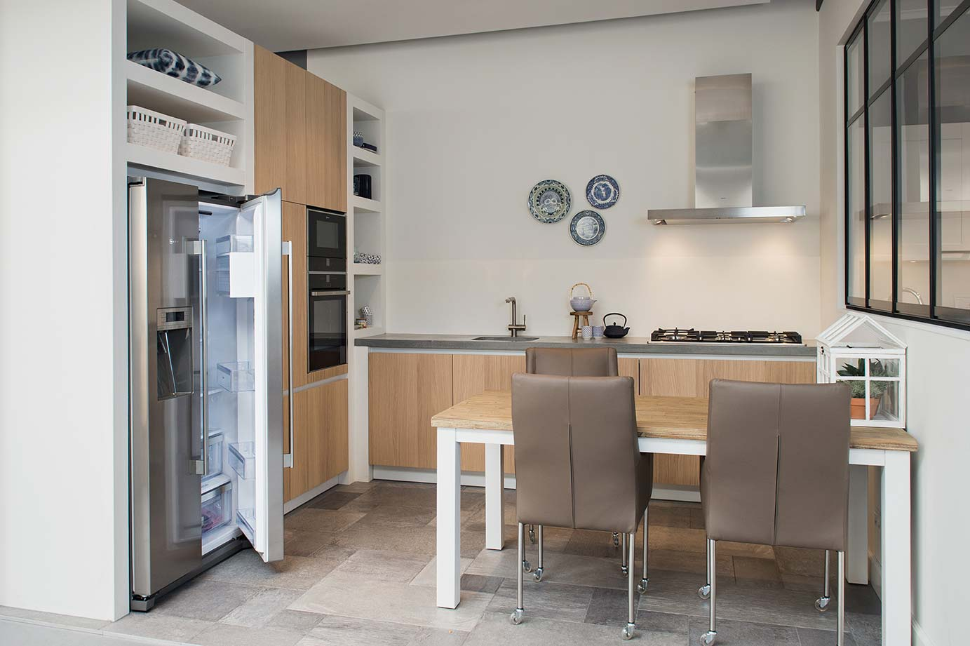 Goedkope Keuken Kastenwand : keukens tijdloze keukens houten keukens design keukens goedkope