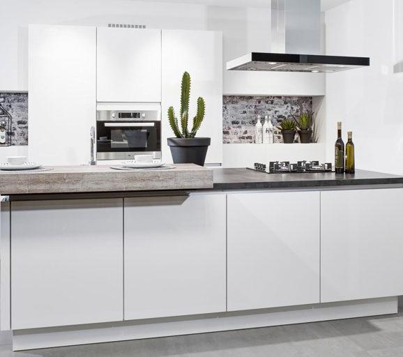 Goedkope keuken kopen met beste prijs kwaliteitsverhouding ardi - Centrum eiland keuken prijs ...
