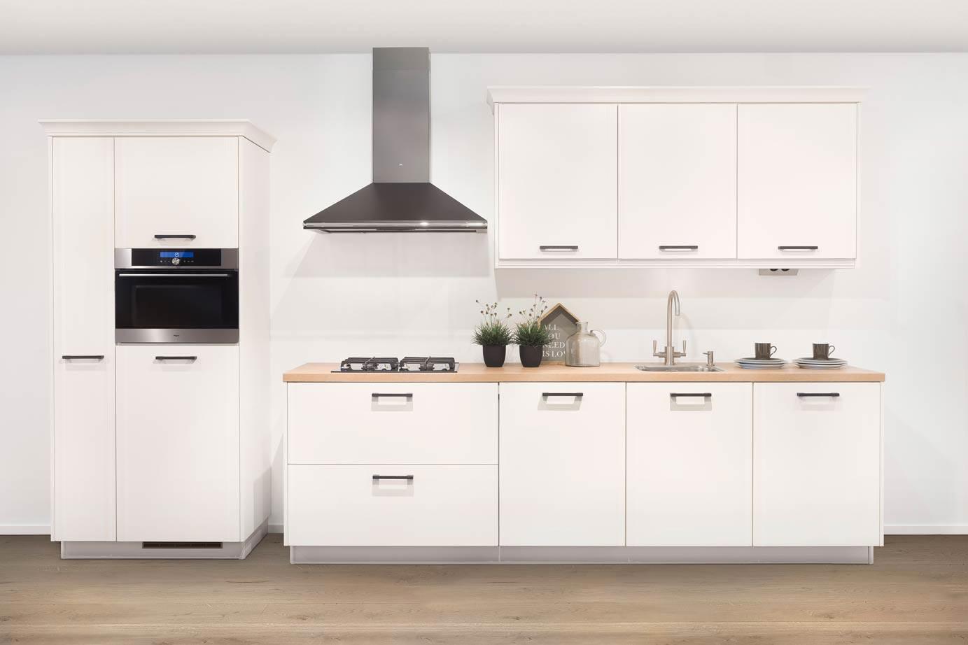 Inspiratie Smalle Keuken : Welke keuken indeling kiest u bekijk de mogelijkheden ardi