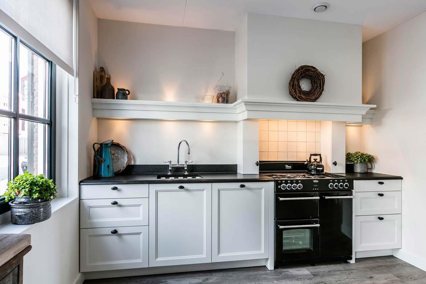 Keukenopstellingen keller keukens