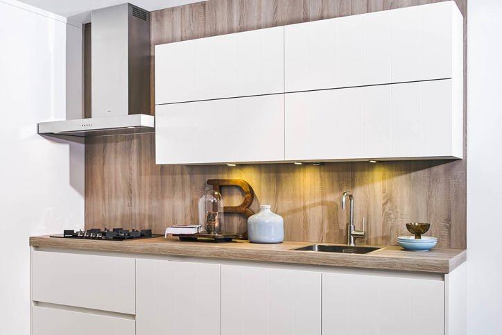 Moderne Witte Keukens : Witte keukens: laat u informeren en inspireren mét vele voorbeelden